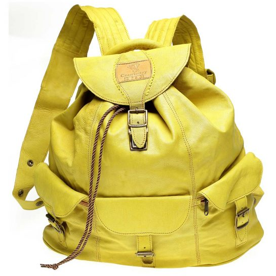 Haversack-Lemon-Leather