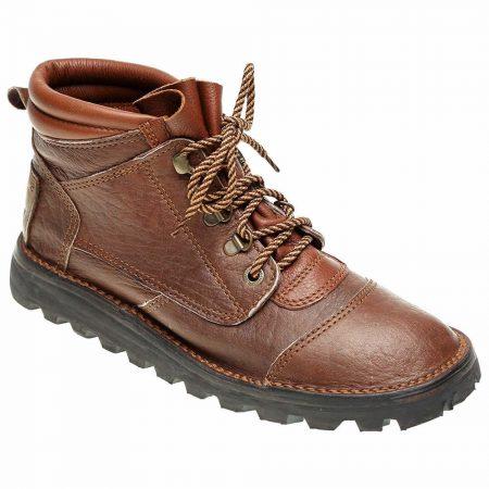 Courteney Impi Safari Boot in Blrown Leather