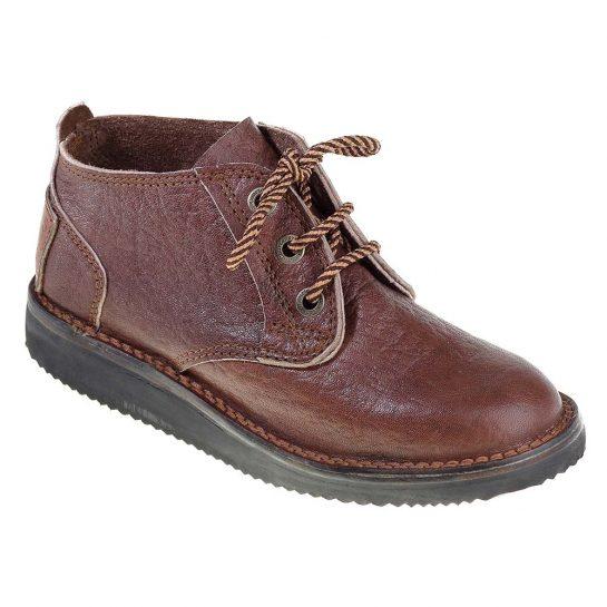 Ladies-Vellie-Brown-Leather-Angle