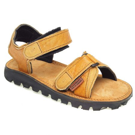 Sandal-Honey-Leather-Angle