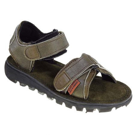 Sandal-Olive-Leather-Angle