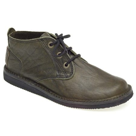 Vellie-Olive-Leather-Angle