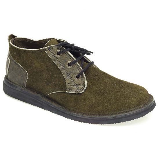 Vellie-Olive-Suede-Instep-Angle